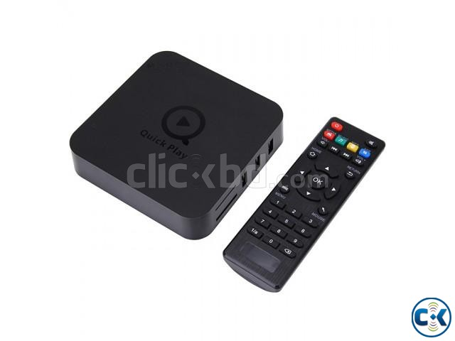 MXQ Pro Quick Play Andorid Tv Box 1G 8G Bluetooth | ClickBD large image 1