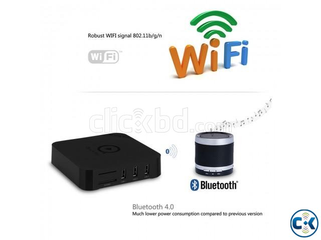 MXQ Pro Quick Play Andorid Tv Box 1G 8G Bluetooth | ClickBD large image 2
