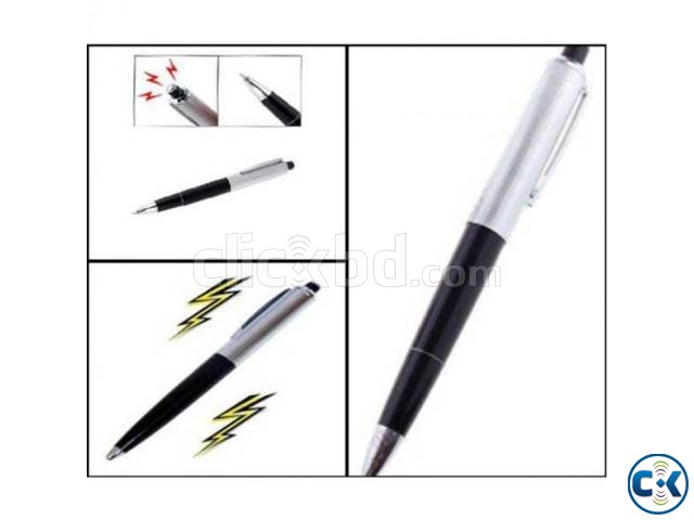 Electric Shock Pen for Fun | ClickBD large image 0
