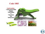 Apex Multi Cutter With Peeler 2-in-1