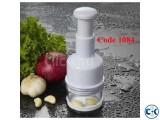 Onion Garlic or Vegetable Chopper