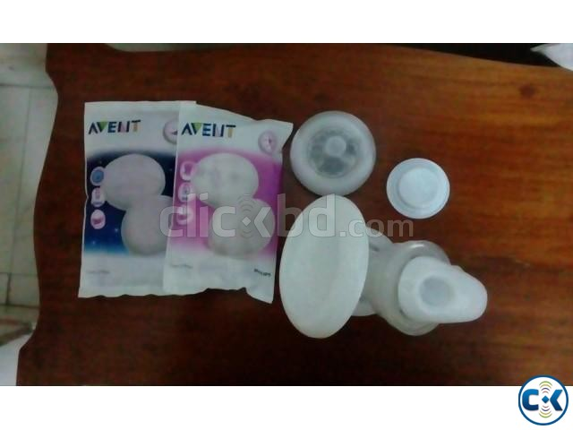 Phillips avent manual breast pump