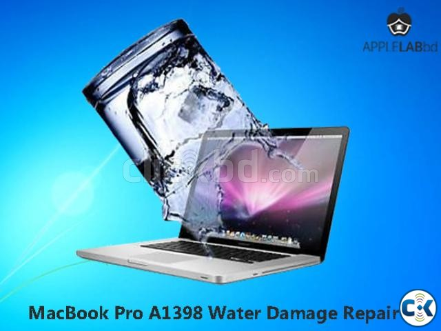 MacBook pro Water Damage Repair | ClickBD large image 0