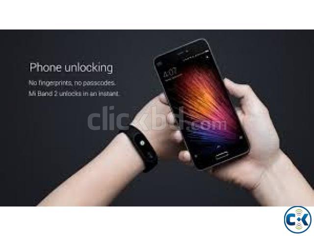 Xiaomi Mi Band 2 Intact Original | ClickBD large image 3