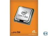 Intel Core 2 Duo Processor E8400