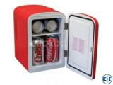Mini Fridge Cooler and Warmer for Car and Home intact Box