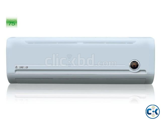 Chigo AC CS18 Split 1.5 Ton 18000 BTU Air Conditioner | ClickBD large image 0