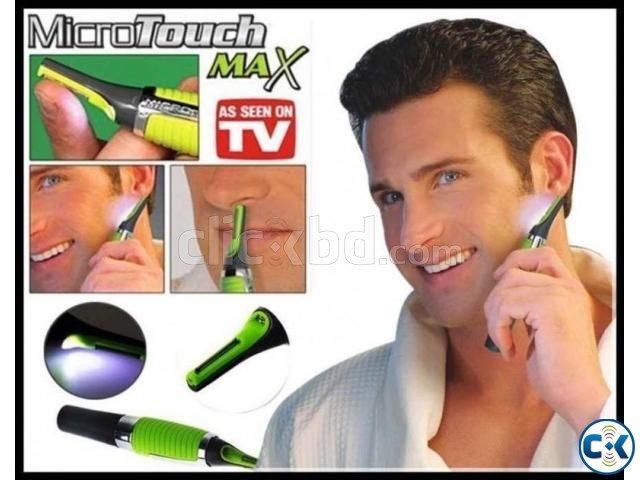 Micro Touch Max Personal Trimmer -1pc | ClickBD large image 0