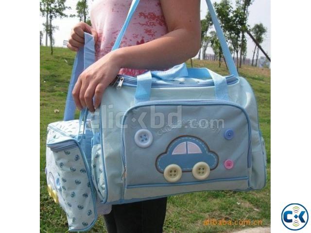 Baby Diaper bag. | ClickBD large image 0