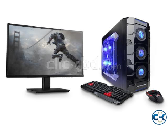 NEW GAMING Core i5 3.20GHz 17 LED | ClickBD large image 0
