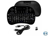 Rii i8 2.4GHz Mini Wireless Keyboard with Touchpad