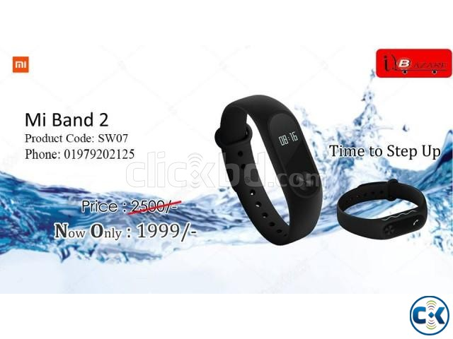 MI BAND 2 1999 TK | ClickBD large image 0