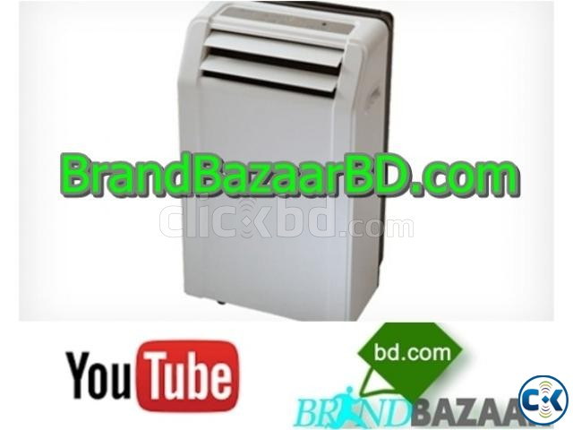 Carrier Portable AC 1 Ton 12000 BTU | ClickBD large image 1