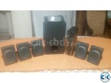 Digital Home Theater Speaker System 5.1