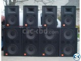 Sound System Rent in Dhaka