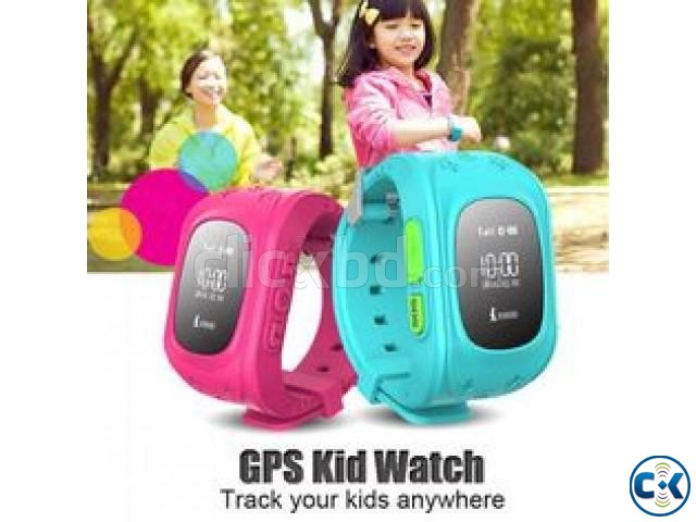GPS Kid Tracker Smart Wristwatch | ClickBD large image 0