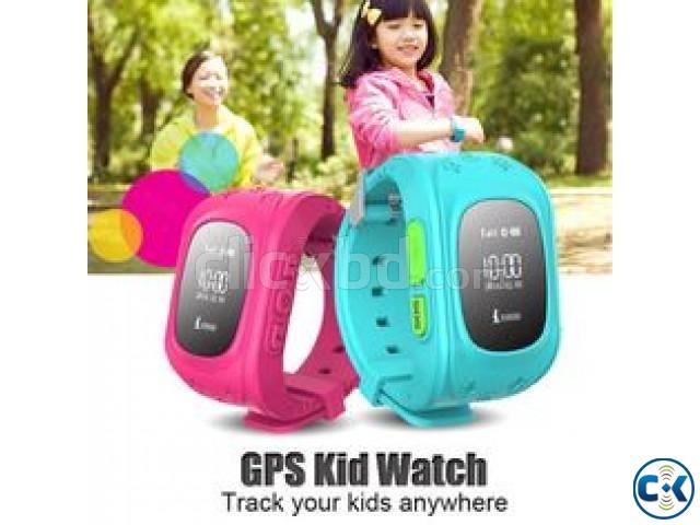 GPS Kid Tracker Smart Wristwatch | ClickBD large image 0