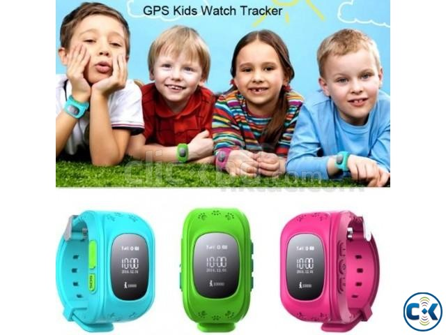 GPS Kid Tracker Smart Wristwatch | ClickBD large image 1