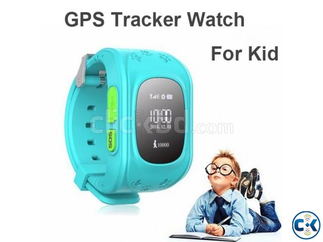 GPS Kid Tracker Smart Wristwatch | ClickBD large image 2