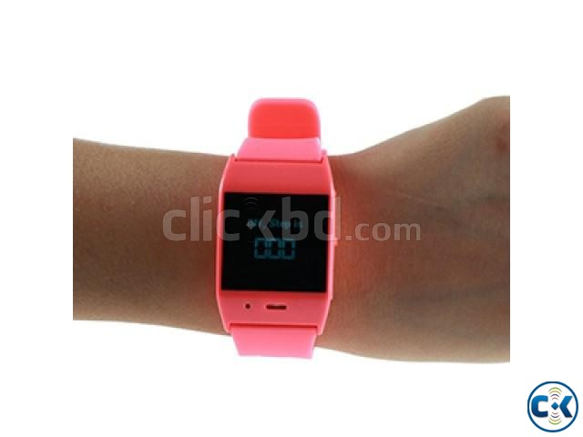 GPS Kid Tracker Smart Wristwatch | ClickBD large image 3