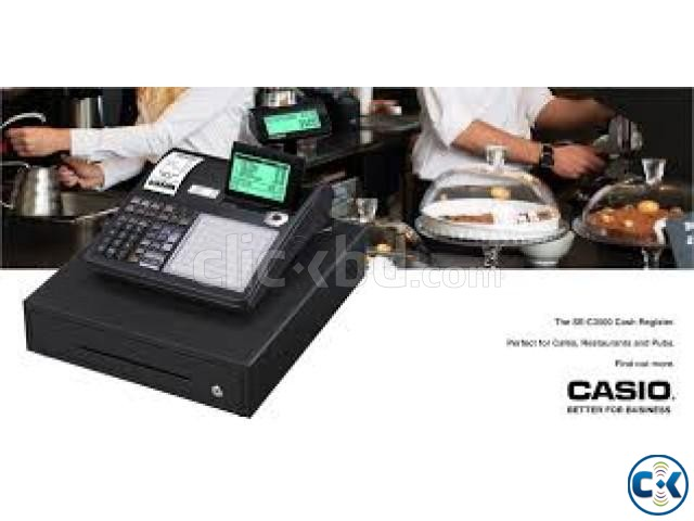 ECR POS Machine Sale In Dhaka | ClickBD large image 0