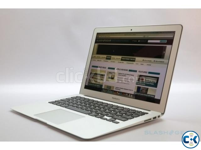 MacBook Air 13 2.0GHz Core i7 8GB ram | ClickBD large image 0