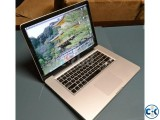 15 APPLE MACBOOK PRO corei7
