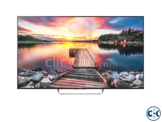 Sony bravia W800c 55 3D Android tv | ClickBD