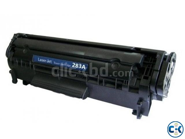HP China Comfortable 83A Black Toner | ClickBD large image 0