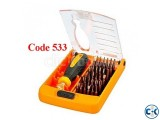 Hi-Quality 31 in 1 screwdriver set