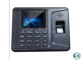 Fingerprint RFID card time attendance system
