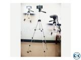 NEW Pro Tripod TF-3110 Portable Tripod Camera Stand and Mobi