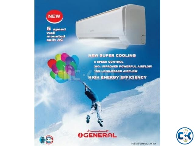 O General 1 TON SPLIT AC WITH 3 YEARS GUARRANTY THAILAND NEW | ClickBD large image 2