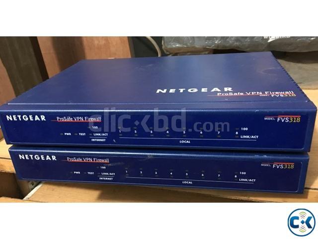 Netgear FVS318 VPN Router | ClickBD large image 0