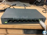netgear 8 port gigabit switch