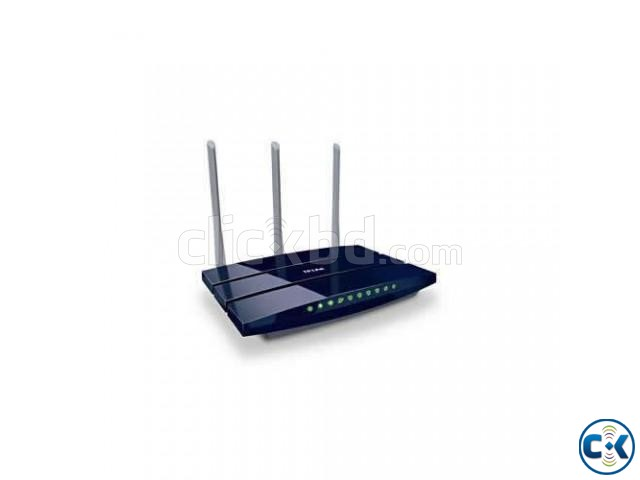 TP-LINK TL-WR1043ND 450Mbps Wireless N Gigabit Router | ClickBD large image 0