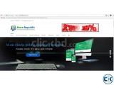 Website Design Development Domain hosting Offer