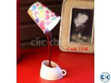 Coffee Light Desk Lamp Big Size