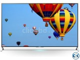 65 inch SONY BRAVIA X9000C 3D 4K TV