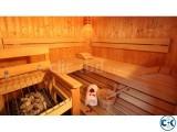 Steam bath Sauna Dhaka
