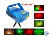 Laser party lights