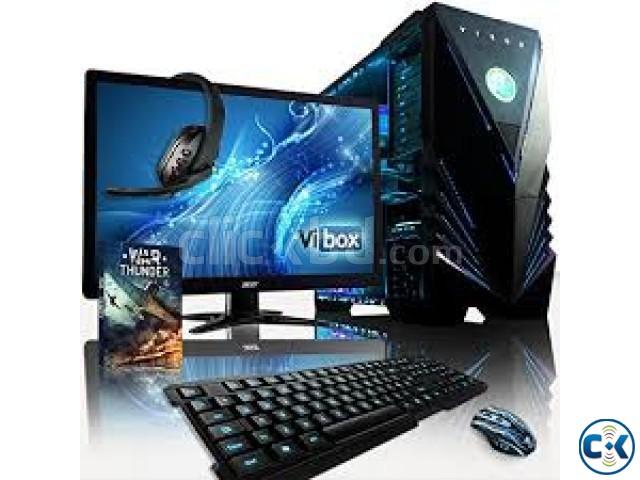 CORE i3 3RD GEN 4GB RAM 1TB HDD 19 LED   ClickBD large image 0