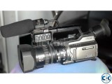 Sony PD 170 Professional Video Camera