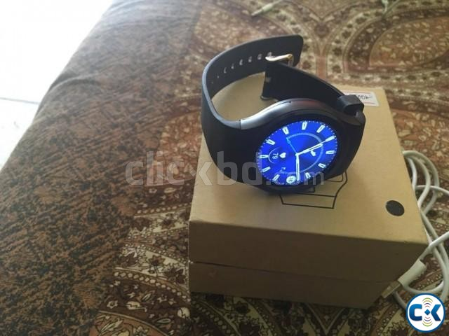 No.1 G3 Smart Watch with Heart Rate Sensor | ClickBD large image 0