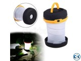 Folding LED Lantern With Torch