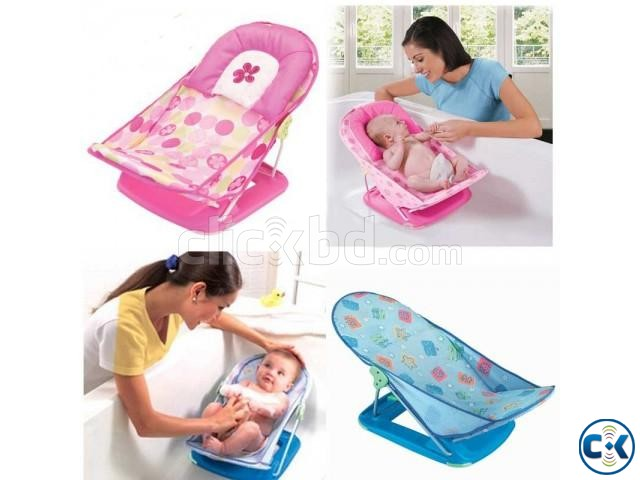 2 in 1 Baby Bather Relaxer | ClickBD large image 0