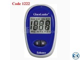 Glucose Meter With Warranty