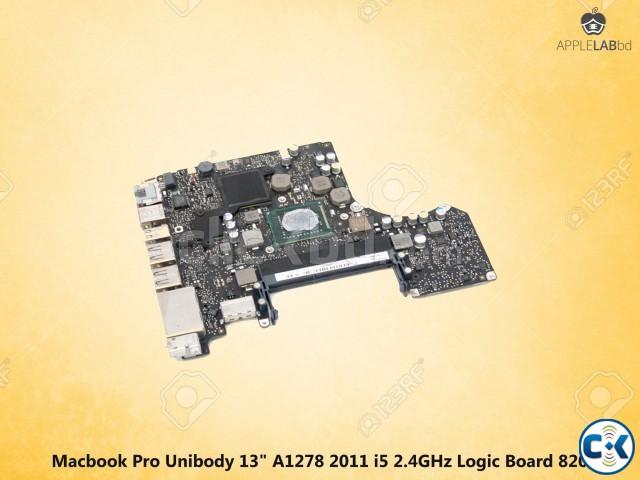 Macbook Pro Unibody 13 Logic Board | ClickBD large image 0