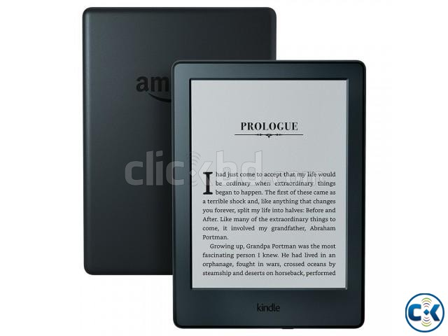 All-New Kindle E-reader - Black 6 Glare-Free Touchscreen | ClickBD large image 0