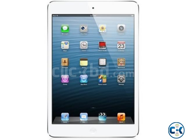 Apple iPad mini 2 32 GB 7.9 inch with Wi-Fi Only Silver  | ClickBD large image 0
